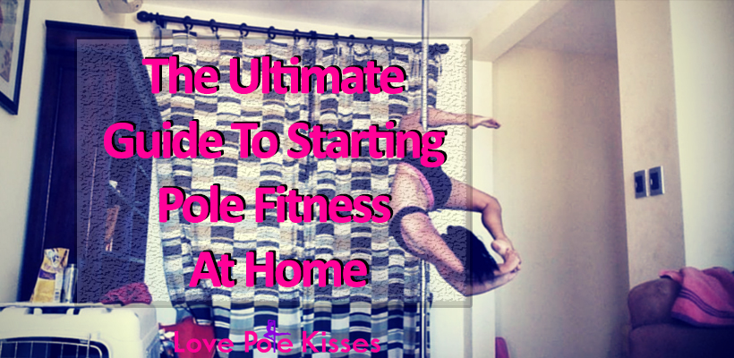 how to start pole fitness at home
