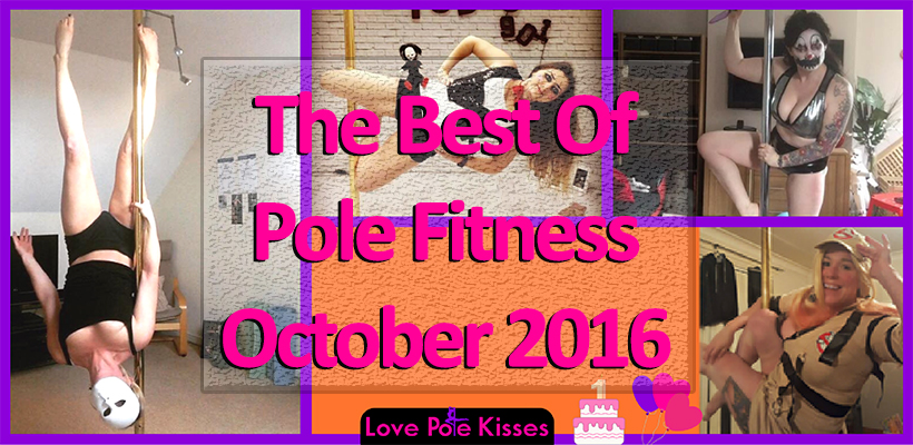 Best of Pole Fitness October Halloween Blog Anniversary Edition