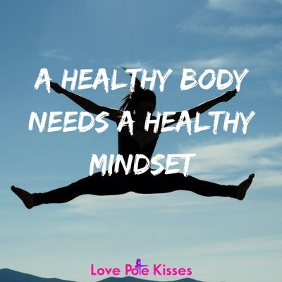 a healthy mindset helps a healthy body