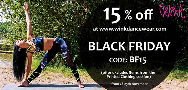 Wink Dancewear Black Friday
