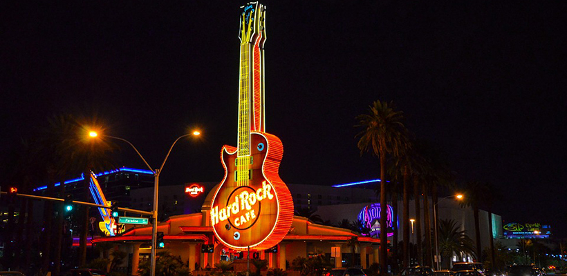 Vegas Hard Rock Cafe