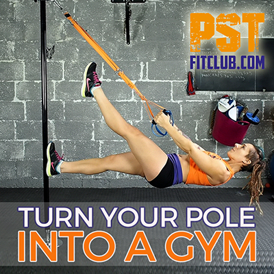 Pole Suspension Training
