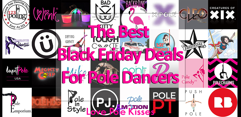 Love pole kisses pole dancing fitness blog the best pole dance black friday discounts fandeluxe