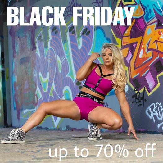Wink Fitnesswear Black Friday